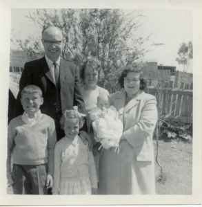 Groenenboom family 1967